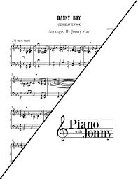 piano sheet music piano sheet music for beginner intermediate