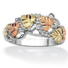 black gold mothers ring silver s ring 3 black gold s rings