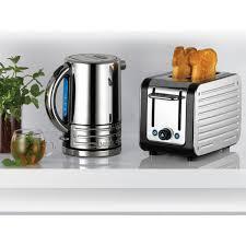 Dualit 4 Toaster Dualit 72926 Architect Kettle Grey Homeware Thehut Com