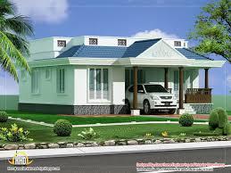 single story house 1 story house plans in kerala modern single story houses