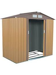 Backyard Storage Units Sheds Storage Sheds Garden Store Amazon Com