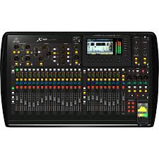 behringer x32 32 channel 16 bus digital mixing console
