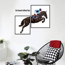 pvc removable photo frame wall stickers living room