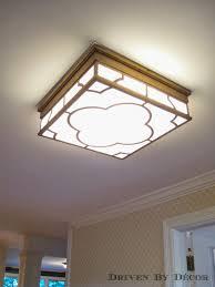 low profile kitchen lighting flush mount kitchen ceiling light low profile flush mount ceiling