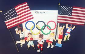 2016 summer olympics christmas ornaments