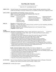 Hobbies And Interests On A Resume Good Hobbies And Interests For Resume First Job Resume