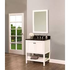 30 In Bathroom Vanity Modern 30 Inch Bathroom Vanities Allmodern