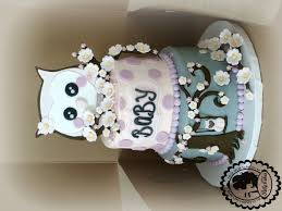 owl cakes for baby shower baby shower cake baby owl cake patty cakes