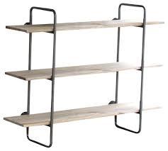wall shelves ideas metal and wood wall shelves shelves ideas amazing chic metal and