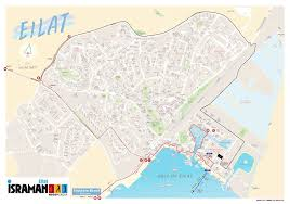 Maps For Maps For Eilat Touring Guides In Israel Pinterest