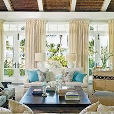 coastal livingroom 15 traditional seaside rooms coastal living