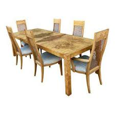 vintage u0026 used dining table u0026 chair sets chairish