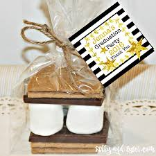 smores wedding favors cupcake birthday s mores kit party favors polly and ester