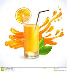 drink splash orange juice splash stock vector image of cocktail fruit 41130064
