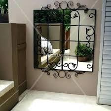 outdoor wall mirrors outdoor mirrors outdoor garden wall mirrors