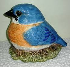 blue bird by phillis driscoll big sky carvers collector