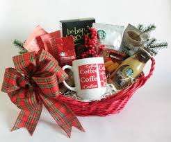 christmas gift basket christmas tree