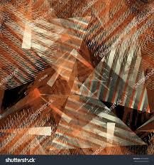 retrowave seamless pattern glitch design cyberpunk stock