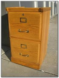 Oak File Cabinet 2 Drawer Exquisite 2 Drawer Locking File Cabinet In Best With Lock Wood 7