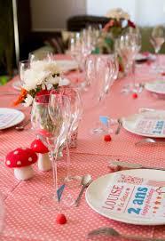 deco de table pour anniversaire ma sweet table pour les 2 ans de mademoiselle mon blog à anne sotte