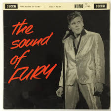 billy fury the sound of fury uk