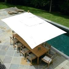 8 Ft Patio Umbrella Best Of Rectangle Patio Umbrella And Premium Rectangular Patio