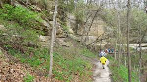 Starved Rock State Park Trail Map by Hike Starved Rock 5 1 2014 Lasalle And Tonti Canyons