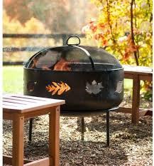 Outdoor Metal Fireplaces - outdoor fire pit patio backyard fireplace wood burning heater deck