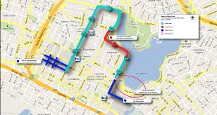 Nba Map Warriors Parade 2017 Date Start Time Announced For Nba