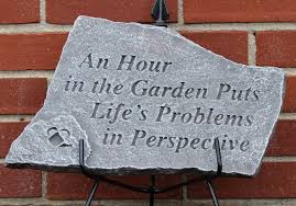 garden plaques garden stones plaques from smith garden center wholesale