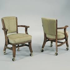 Caster Dining Chair Caster Dining Chair Image Room Chairs With - Caster dining room chairs