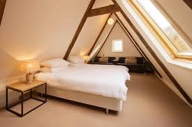 interesting attic conversion before and after for how to make a