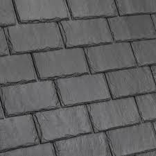 Faux Slate Floor Tiles Single Width Synthetic Slate Roof Tiles Davinci Roofscapes