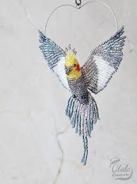 this item can be used for cockatiel ornament bird window decor