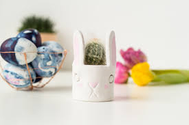 diy easter bunny cactus planter fall for diy bloglovin u0027