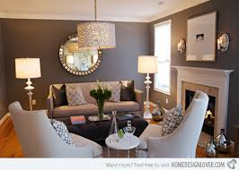 modern chic living room ideas 15 chic decorated living rooms home design lover