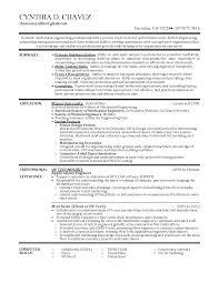 mechanical engineering resume template manufacturing industrial engineer resume sles velvet jobsn