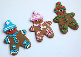 8th Day of Christmas Christmas Cookies