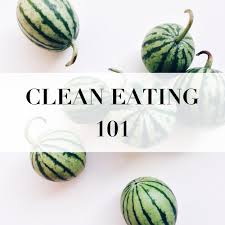 grocery guide clean eating 101
