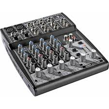 Best Small Mixing Desk Behringer Xenyx 802 Mixer Musician S Friend