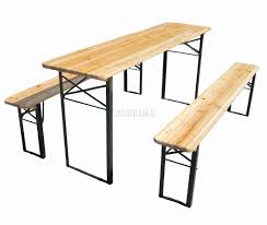 Folding Picnic Table With Benches 100 Folding Picnic Table Bench Aosom Outsunny Portable