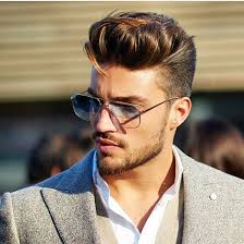 haircuts for hair shoter on the sides than in the back 247 best hairstyle images on pinterest men s cuts man s hairstyle