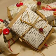 vintage gift wrap give the gift of green 5 eco friendly wrapping tips kraft paper