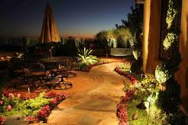 Backyard Led Lighting Outdoor Led Lighting Wins The Day And Night Pacific Outdoor