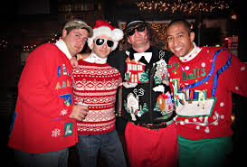 top 5 reasons to wear an ugly christmas sweater ugly christmas