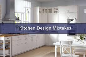 28 kitchen design mistakes 10 modular kitchen design