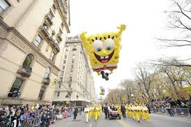 thanksgiving parade balloons through the years am new york