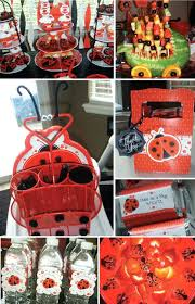 ladybug baby shower favors ladybug baby shower ideas by favors omega center for