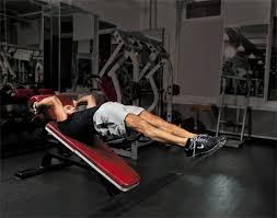 Leg Raise On Bench Bruce Lee U0027s Abs Move The Dragon Flag Men U0027s Fitness