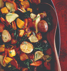Roast Vegetable Recipe by Roasted Autumn Vegetables Old Farmer U0027s Almanac